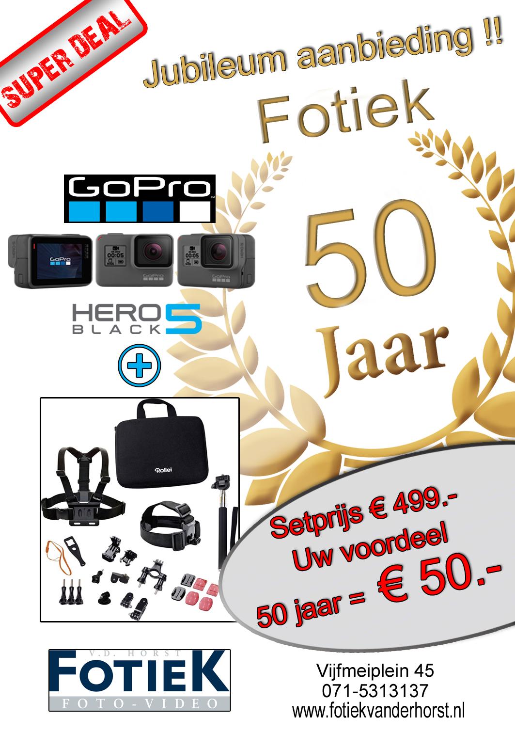 Jubileum fotiek 50